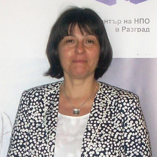 Ивелина Игнатова