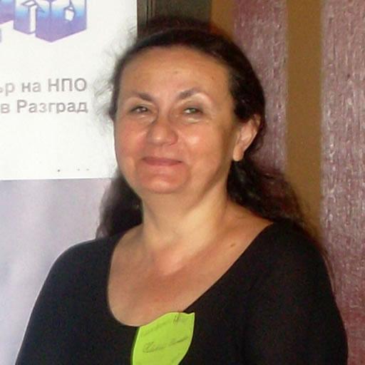 професор Нели Бояджиева